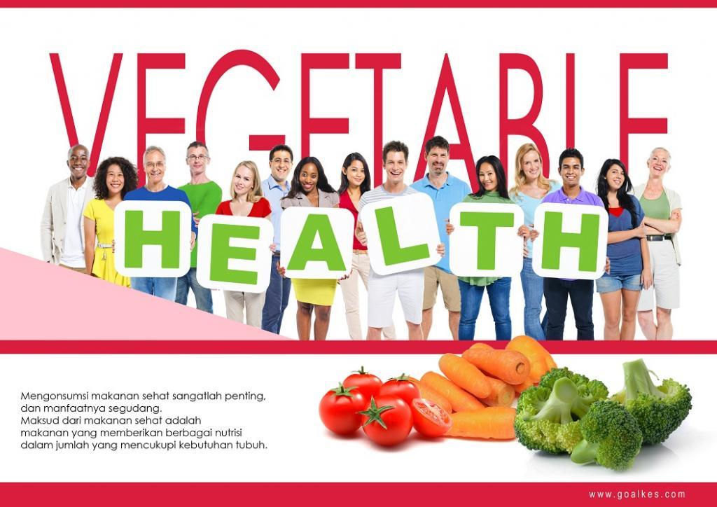 Manfaatnya Brokoli, Wortel dan Tomat